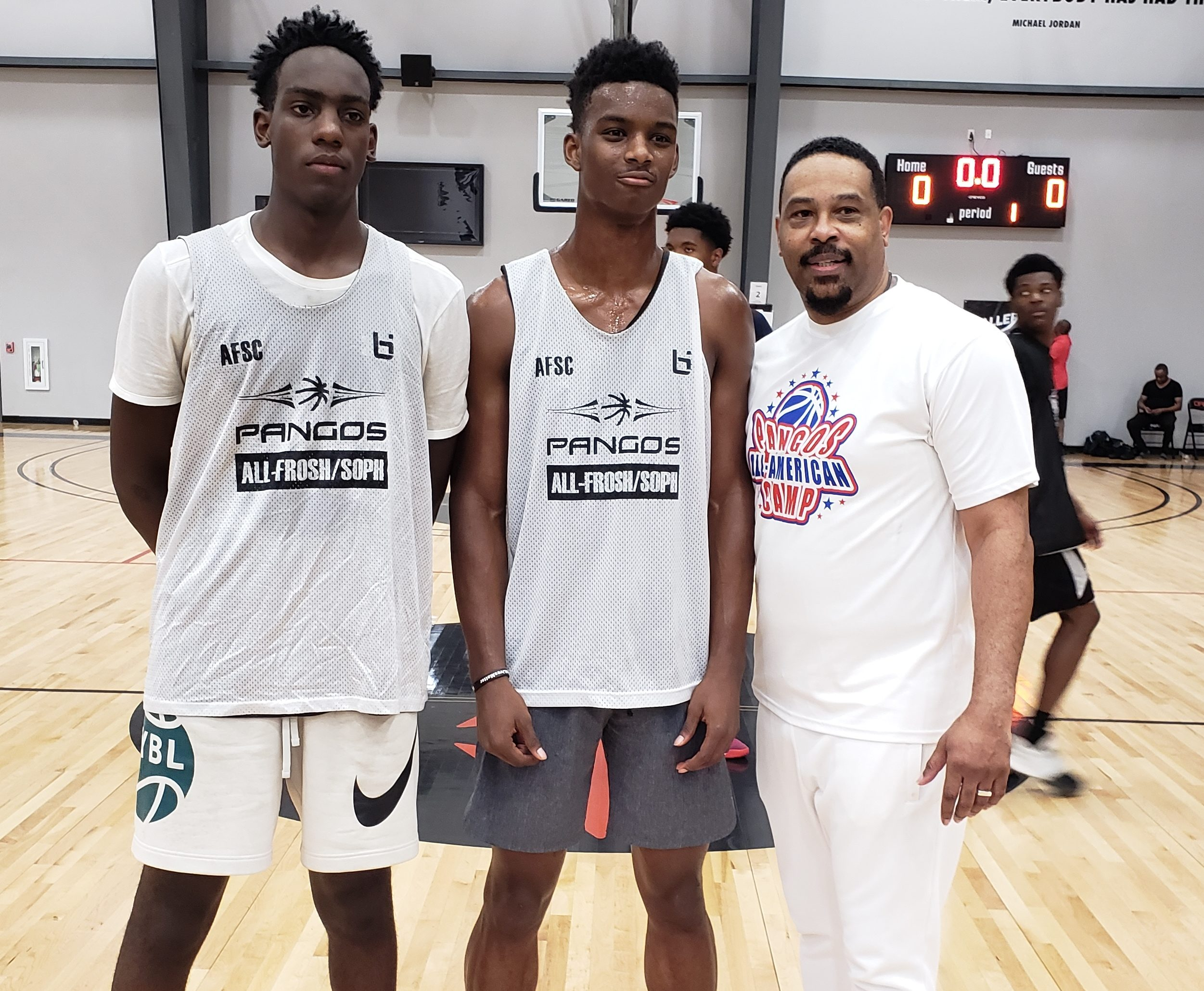 ffb77e7228f 2018 Pangos All-South Frosh Soph Camp Recap  Lone Star State Deep With  Young Size   Wing Athletes