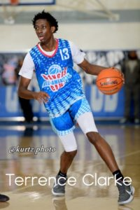 terrence clarke basketball pangos all american camp
